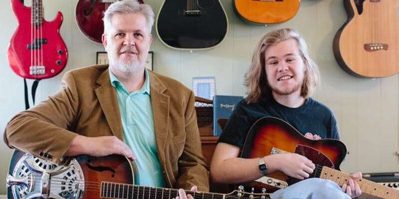 Kevin Twit of Indelible Grace - Hymns and Stories 2019 with Cooper Twit